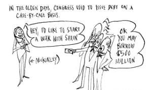 Debt-Ceiling Fiasos