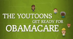 Youtoons - Get Ready for ObamaCare