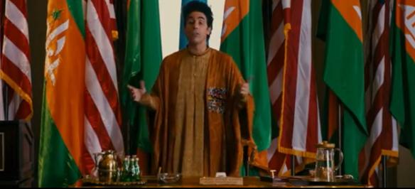 Dictator - Democracy Speech