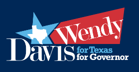 Wendy Davis For Governor Logo