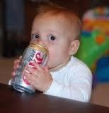 Aspartame Baby Drinking Diet Code