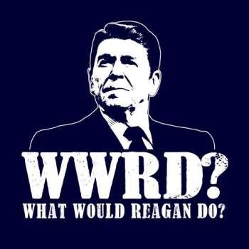Ronald Reagan-WWRD