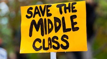 Save Middle Class