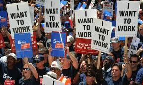 Unemployed-I want to work
