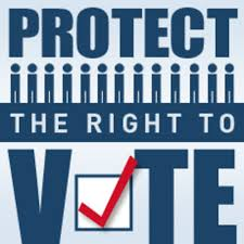 Voter Suppression - Protect Right to Vote