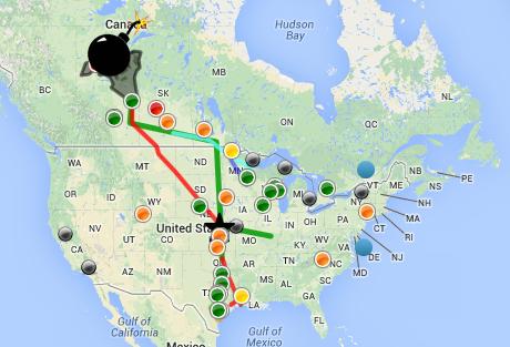 Keystone XL Pipeline - Koch Assets