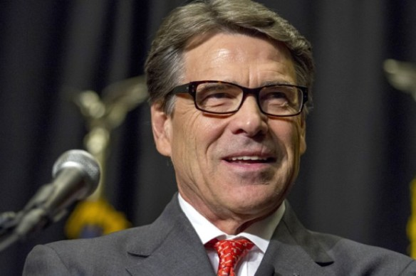 Rick Perry the Texas Miracle