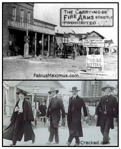 Tombstone Gun Laws