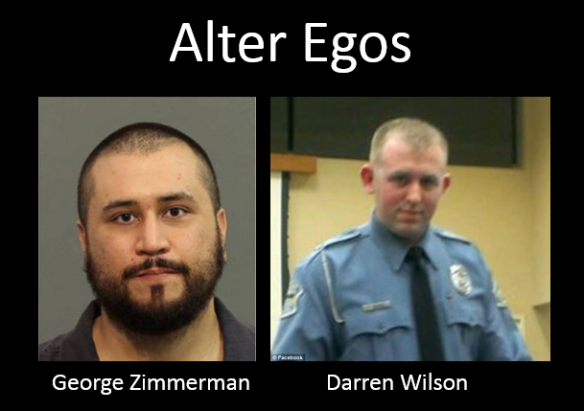 George Zimmerman ALter Ego