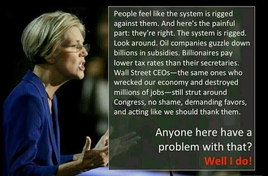 Warren - System is Rigged