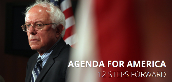 Bernie Sanders - Agenda for America