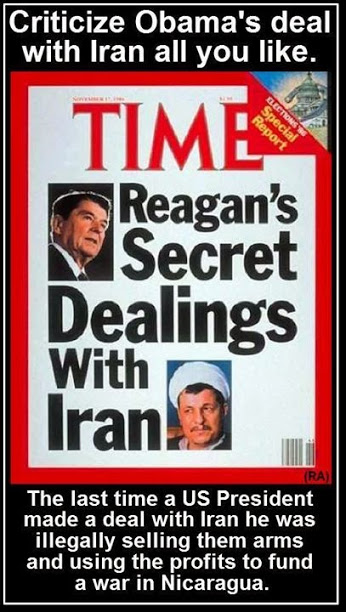 Speaking Of Making Deals With Iran